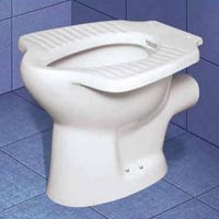 European Water Closet (Anglo Indian-P)