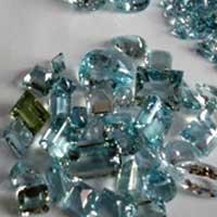 Aquamarine Cut Stone (Aqua - 07)