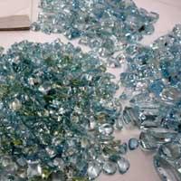 Aquamarine Cut Stone (Aqua - 08)