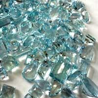 Aquamarine Cut Stone (Aqua - 10)