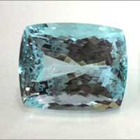 Aquamarine Cut Stone (Aqua - 11)