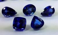 Tanzanite Cut Stones