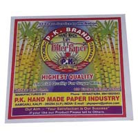 Sugar Testing Filter Paper