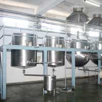 Ghee Manufacturing Equipment