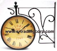 Iron Wall Clock 04