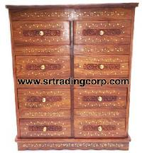 Wooden Drawer Chest (Model No - 1)