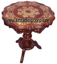 Wooden Octagonal Table (PC - 3)