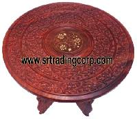 Wooden Octagonal Table (PC - 4)