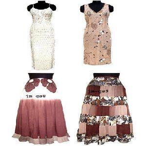 Beaded Ladies Garments