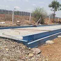 Foundation Less Weighbridge