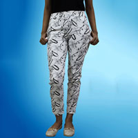 Ladies Printed Pants