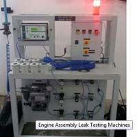 Engine Assembly Leak Testing Machine