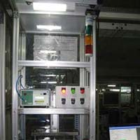 Sealed Motors Leak Test Machine