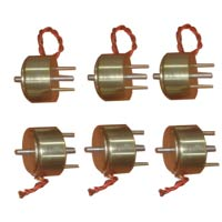 Push Pull Linear Electromagnetic Solenoids