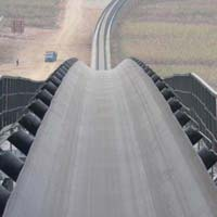 Downward Belt Conveyor