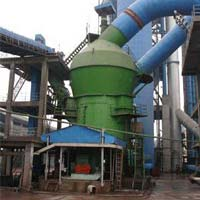 MLK Vertical Roller Mill