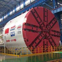 Slurry Tunnel Boring Machine