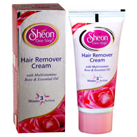 Rose Hair Removing Cream