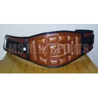Leather Gym Belt