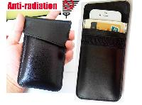Leather Mobile Signal Blocker Pouch