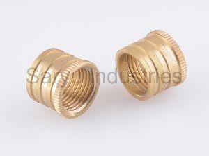 Brass Nut 01