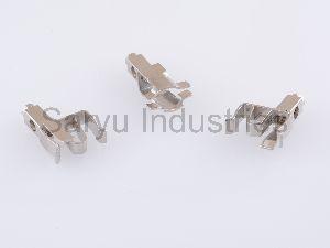 Brass Sheet Cutting Socket Parts