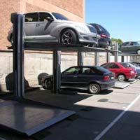 Stacker Car Parking System