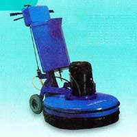Triple Disc Floor Cleaning Machine