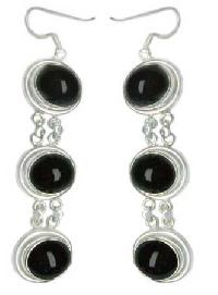 Silver Earrings (item Code : Vc-se-08)