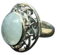 Sterling Silver Ring (item Code : Vc-sr-01)