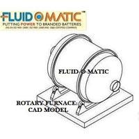 Rotary Furnace (Model : CAD)