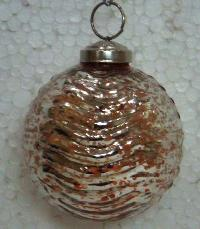 Glass Ornament - (ac - or 010 Q)