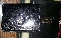 Leather Card Holders 12