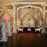 Ajanta Wedding Mandap