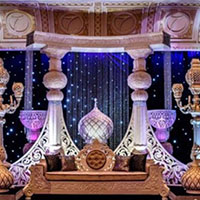 Alladin Wedding Stage