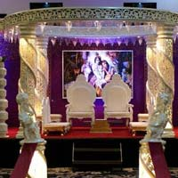 Crystal Mandap Purple