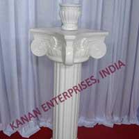 Roman Pedestals Pillars