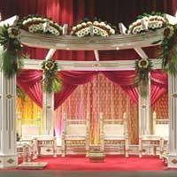 Royal Wedding Mandap