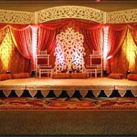 Wedding Stage Classical