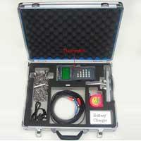 Handheld Ultrasonic Flowmeter