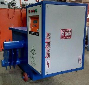 10kva Single Phase Servo Stabilizer