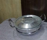 Aluminum Handi with Handle