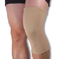 tubular knee support