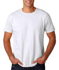 Mens Plain Round Neck T-Shirts