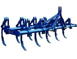 Medium Duty Spring Loaded Cultivator Exporters