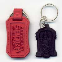 Rubber Keyrings