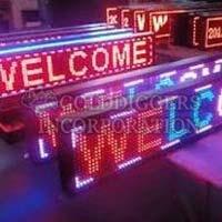 LED Sign Board Lights