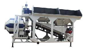Automatic Batching Plant (Reversible / Pan)