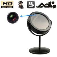 Spy Dvr Mirror Camera with Pedestal