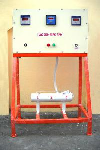 Lagged Pipe Apparatus